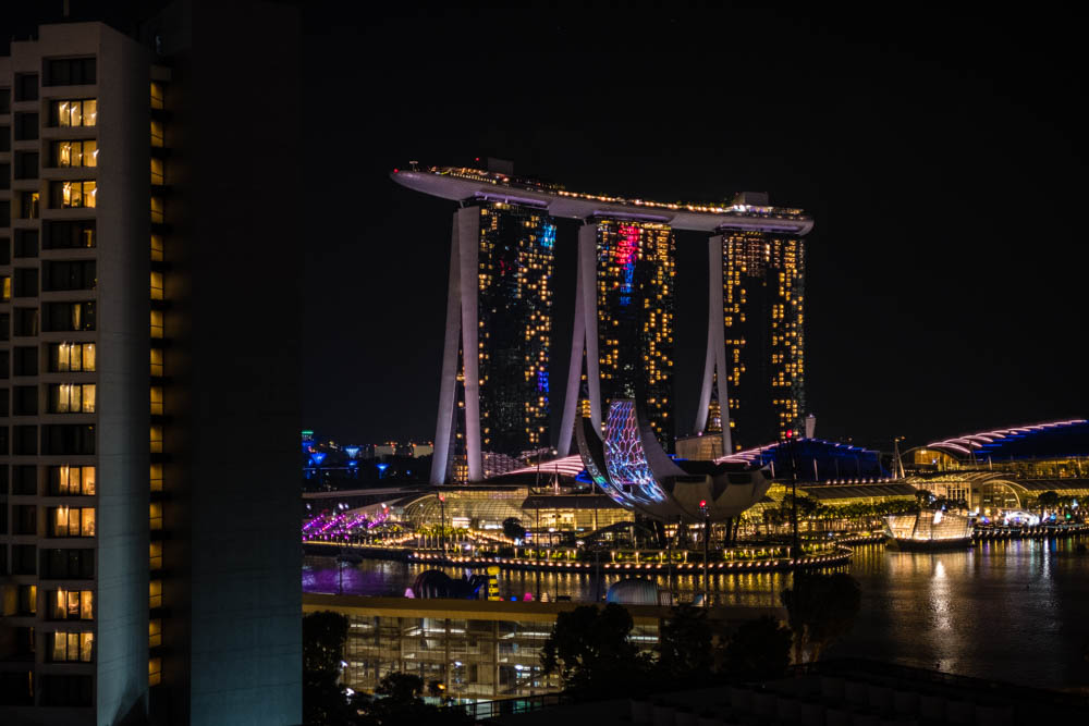 Singapur Marina Bay Sands-5